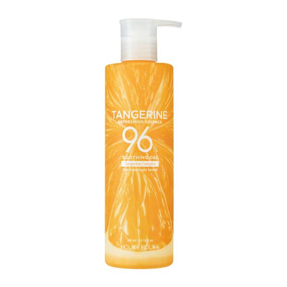 Holika Holika Tangerine Refreshing Essence 96% Soothing Gel